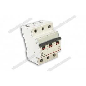 Автоматический выключатель DX-63 3P 63A 6kA AC