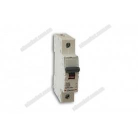 Автоматический выключатель DX-63 1P 10A 6kA AC