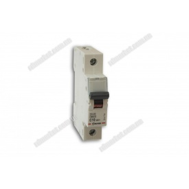 Автоматичний вимикач DX-63 1P 10A 6kA AC