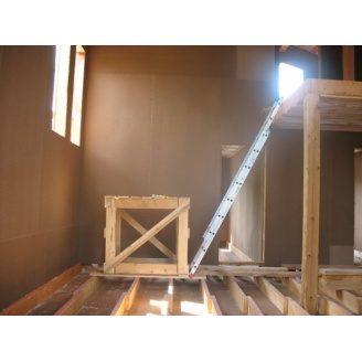 Звукоизоляция для стен Isoplaat 1350x1200x18 мм