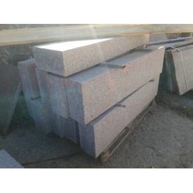 Бордюр пиленый ГП-1 Капустянского месторождения 2000x300x150 мм