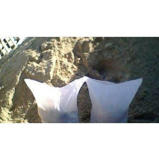 Песок речной в мешках 50 кг