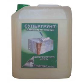Грунтовка Triochem Supergrunt Gleboko Penetrujacy 10 л