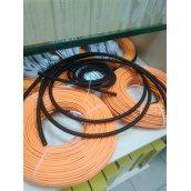 Нагрівальний кабель Woks-10 для обігріву трубопроводів