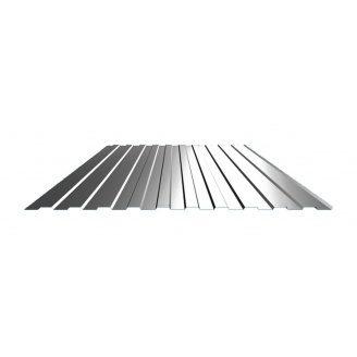 Профнастил AlbaProfil ПС 8 0,40 мм 1160/1205 мм цинк