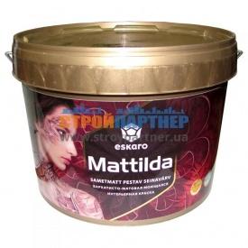 Краска Eskaro Mattilda матовая моющая интерьерная 2,85 л