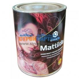 Краска Eskaro Mattilda матовая моющая интерьерная 0,95 л
