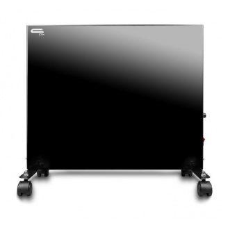 Металлический обогреватель СТН НЭБ-Мт-НС 0,3/220 с механическим термостатом 475х575х40 мм черный