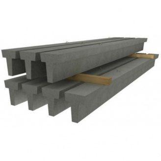 Лежень железобетонный ЛЖ-16 1600х400х500 мм 430 кг