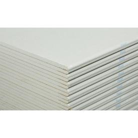 Гипсокартон стеновой 2500x1200x12,5