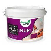 Интерьерная силиконовая краска с фотокаталитическим эффектом Interior Platinum 10 л