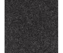 Ковровая дорожка на резиновой основе черная износостойкая 4,5 мм на отрез