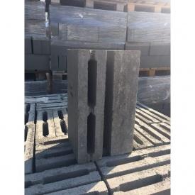 Шлакоблок строительный 90х198х398 мм