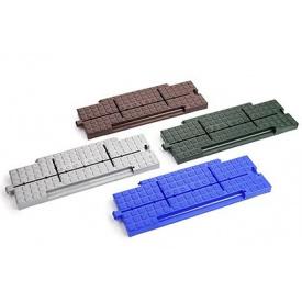 Захисне покриття для штучного газону Экотек шоколадний