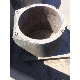 Ланка залізобетонне ЗКЦ для круглих водопропускних труб під залізничні та автомобільні дороги