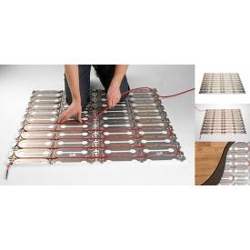 Монтаж теплої підлоги Devi