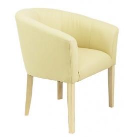 М'яке крісло Richman Версаль 80х65х65 см бежеве