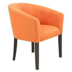 М'яке крісло Richman Версаль 80х65х65 см помаранчевий