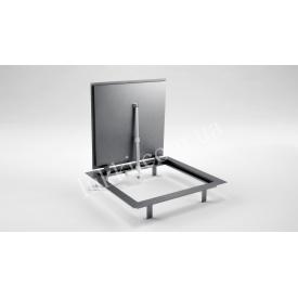Ревізійний люк під плитку Lukki Premium з електропідйомником 800х600 мм