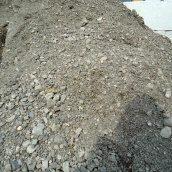Щебеночно-песчаная смесь С5 0-40 мм насыпью