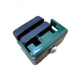 Комплект крепления М8 Дуос оцинкованный зеленый (RAL 6005)