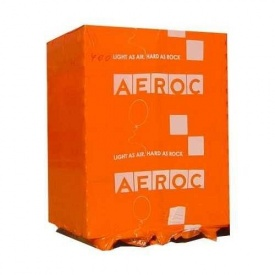 Газоблок Aeroc 400х200х600 мм