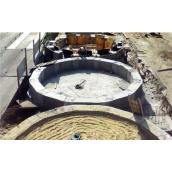 Устройство бетонного ленточного фундамента