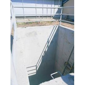 Влаштування бетонної стіни