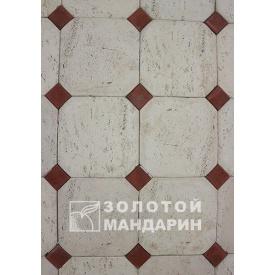 Плитка для підлоги Тіволі россо 300х300х20 мм