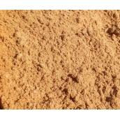 Песок карьерный желтый