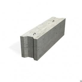 Фундаментный блок ФБС 12.6.6 600х580х1180 мм