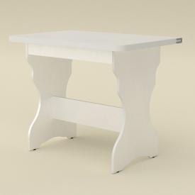 Раскладной стол Компанит КС-3 900х590х732 мм белый