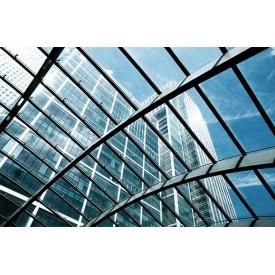 Скляний дах Стеко будинку або офісу