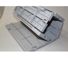 Захисне покриття для штучного газону Экотек металік
