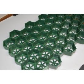 Газонна решітка Ecoteck Green зелена