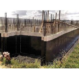 Наплавляемая гидроизоляция стен
