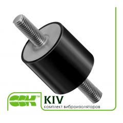 KIV комплект виброизоляторов