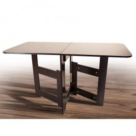 Стол-книжка Лайт 700х80х750 мм Микс-мебель дсп венге