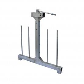 Задня опорна стійка балки для консолі будівельної люльки zlp 630