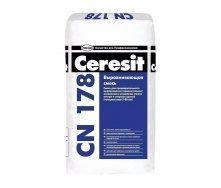 Вирівнювальна суміш для підлоги Ceresit CN 178 25 кг
