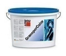 Фарба Baumit GranoporColor 24 кг
