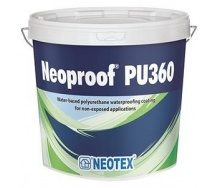 Поліуретанова еластична гідроізоляція Neoproof PU360