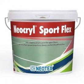 Покриття для спортивних майданчиків Neocryl Sport Flex