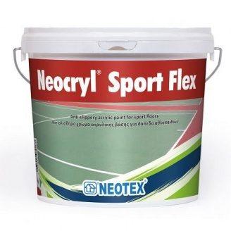 Покрытие для спортивных площадок Neocryl Sport Flex
