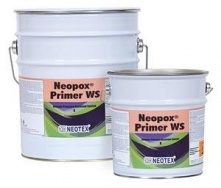 Эпоксидный грунт Neopox WS для влажных бетонных полов