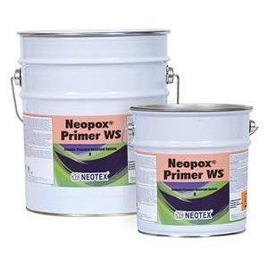 Епоксидний грунт Neopox WS для вологих бетонних підлог