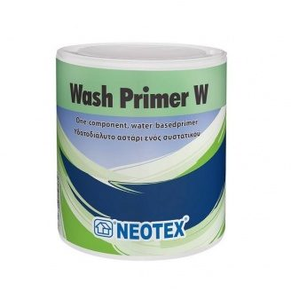 Грунт Wash Primer W для алюмінію або оцинкована сталь