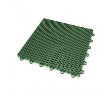 Модульне спортивне покриття Ecoteck 305х305х16 мм зелене