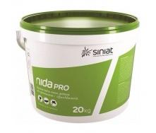 Універсальна шпаклівка SINIAT NIDA Pro доломітова 20 кг білий