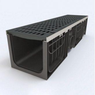 Лоток Ecoteck HEAVY DN 200.210 пластиковый 253х1000х235 мм
